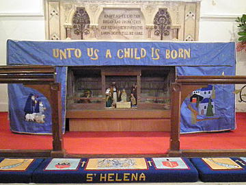Photograph of St Helen's Nativity Christmas 2016