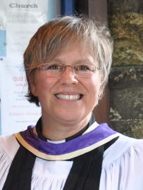Photograph of the Licensing of the Revd Alison Morley 15 April 2018 - 6
