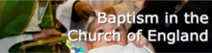 Graphic of Baptism in the Church of England