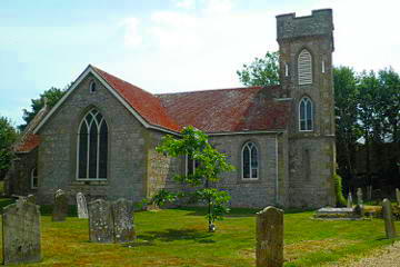 Photograph of St Helen's
