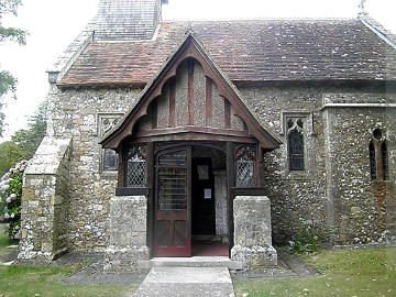 Photograph of St John's Porch