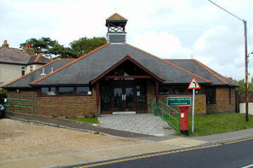 Photograph of St Helens Community Centre