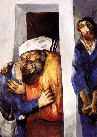 Image of The Return of the Prodigal Son by Father Sieger Koder
