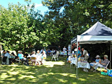 Photograph of Vicarage Garden Party July 2016 - 1